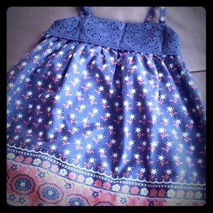 Boho Style Todder Dress